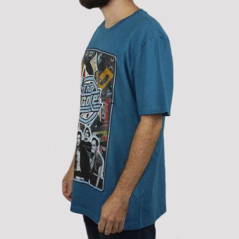 Camiseta Chemical The Strokes - Azul