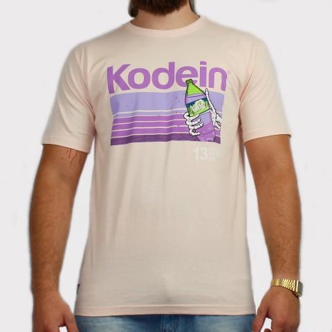 Camiseta Chronic Kodein - Rosa Bebe
