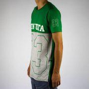 Camiseta Conduta 93 Verde/Cinza