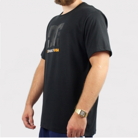Camiseta DC Shoes Basica Pillpat - Preto