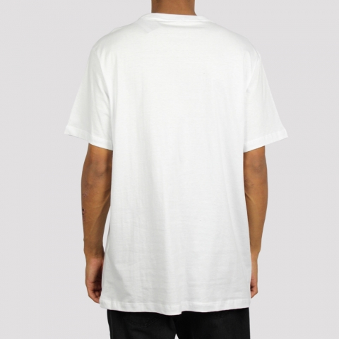 Camiseta Dc Shoes Build B - Branco
