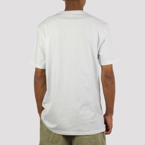 Camiseta DC Shoes Density Zone - Branco