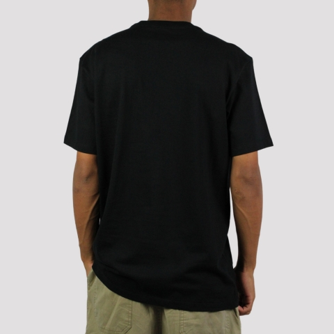 Camiseta DC Shoes Density Zone - Preto