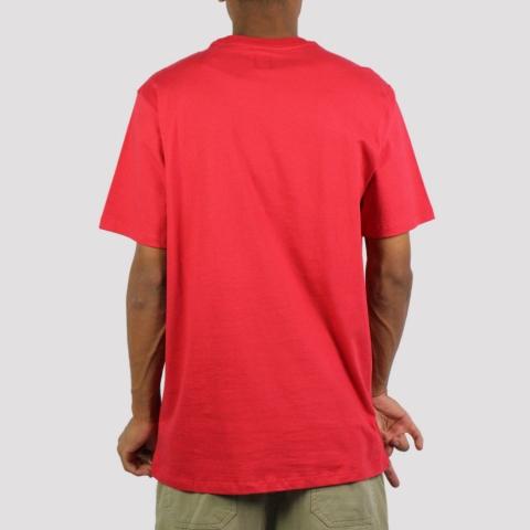 Camiseta DC Shoes Density Zone - Vermelho