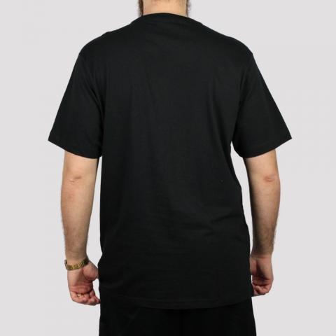 Camiseta Dc Shoes Eco Camo - Preta