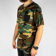 Camiseta DC Shoes Especial Camuflada