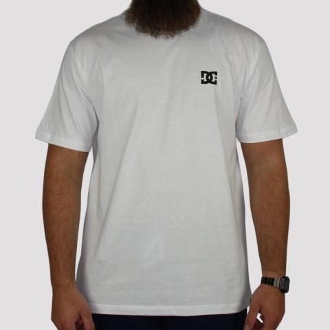 Camiseta DC Shoes M/C - Branca