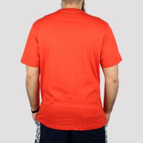Camiseta DC Shoes Minimal - Vermelho
