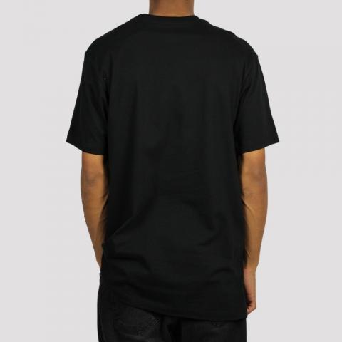 Camiseta DC Shoes Star Pilot - Preto