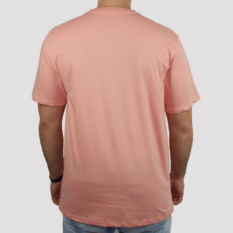 Camiseta DC Shoes Supertranfer - Rosa
