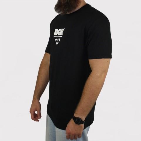 Camiseta DGK All Star - Preta