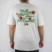 Camiseta DGK Bloom Branca