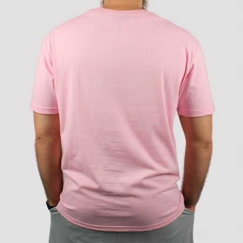 Camiseta DGK Ice Cold - Rosa
