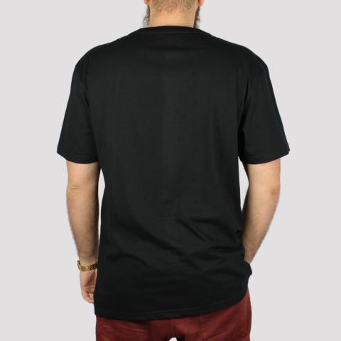 Camiseta DGK Levels (Tamanho Extra) - Black