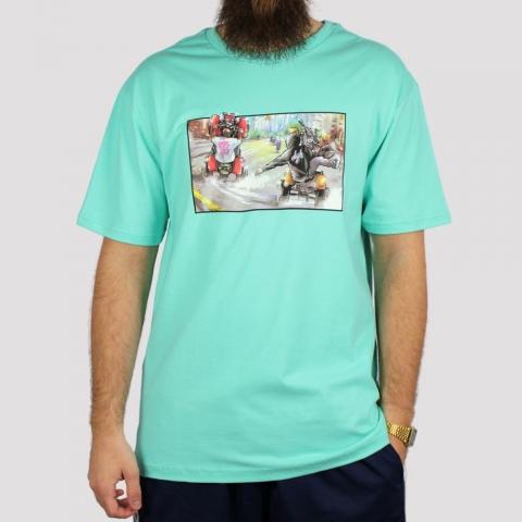 Camiseta DGK Riders - Celadon