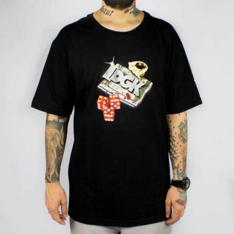 Camiseta DGK Roll Out - Black/Preto