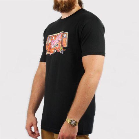 Camiseta DGK Street Candy - Black/Preto