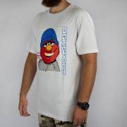 Camiseta DGK The Plug Branca