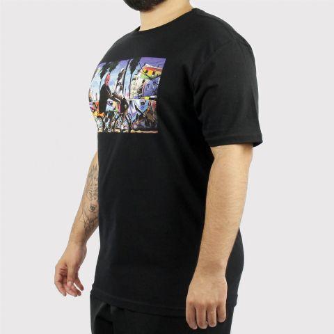 Camiseta DGK Venice - Black/Preto