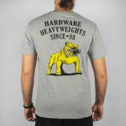 Camiseta Diamond Bulldog Cinza