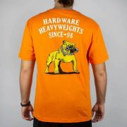 Camiseta Diamond Bulldog Laranja