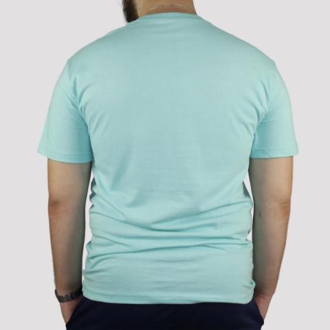Camiseta Diamond OG Script - Azul Bebê