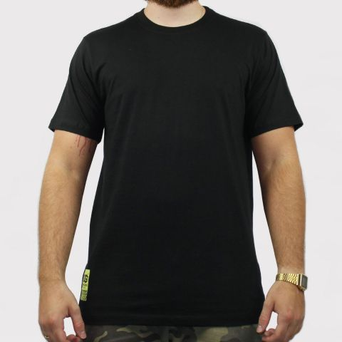 Camiseta Double G Basic - Preto