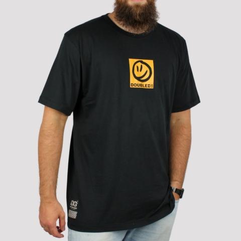 Camiseta Double G Street - Preto