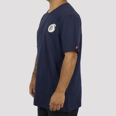 Camiseta Element Blast - Azul Marinho