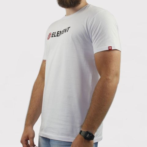 Camiseta Element Blazin - Branca