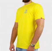 Camiseta Element Chrome - Amarelo
