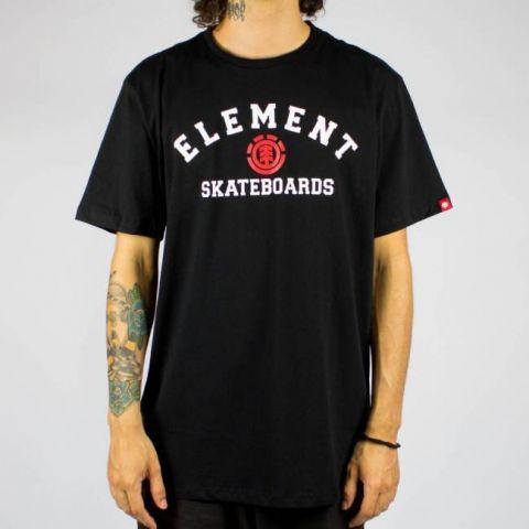Camiseta Element For Life - Preta