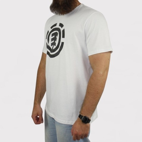 Camiseta Element Icon - Branco