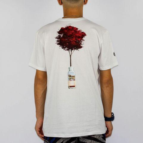 Camiseta Element Jar - Branca