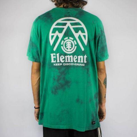 Camiseta Element Overcast - Verde