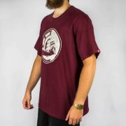 Camiseta Element Painted Vinho