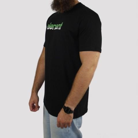 Camiseta Element Proton - Preto