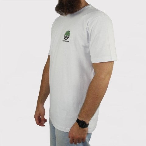 Camiseta Element Seal - Branco