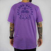 Camiseta Element Stump Lilas