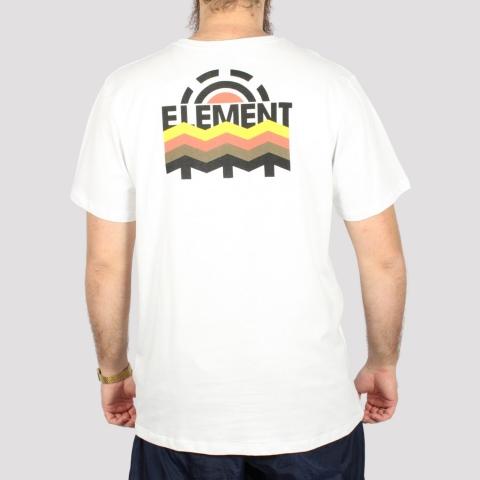Camiseta Element Truxton - Branco