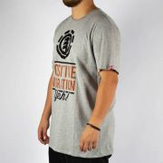 Camiseta Element Vibration Cinza
