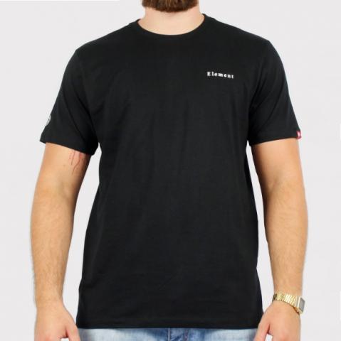 Camiseta Element x Severine Dietrich - Preto