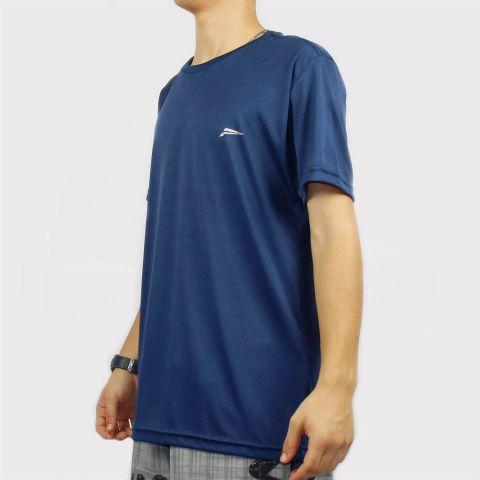 Camiseta Federal Art Dry Sport - Azul Marinho