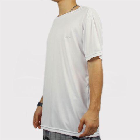 Camiseta Federal Art Dry Sport - Branca