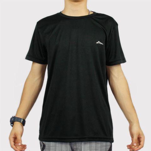 Camiseta Federal Art Dry Sport - Preto