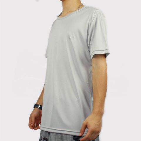 Camiseta Federal Art Sport - Cinza