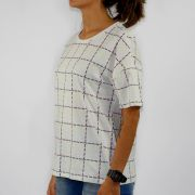 Camiseta Feminina Fila Grind Branca