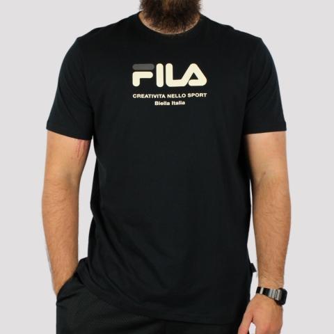Camiseta Fila Creativita - Preta