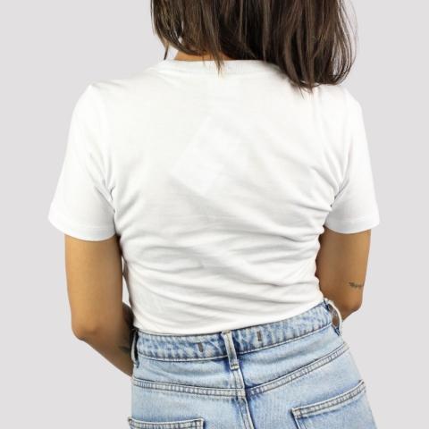 Camiseta Fila Feminina Creativita - Branco