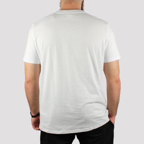 Camiseta Fila Letter 2 - Branca